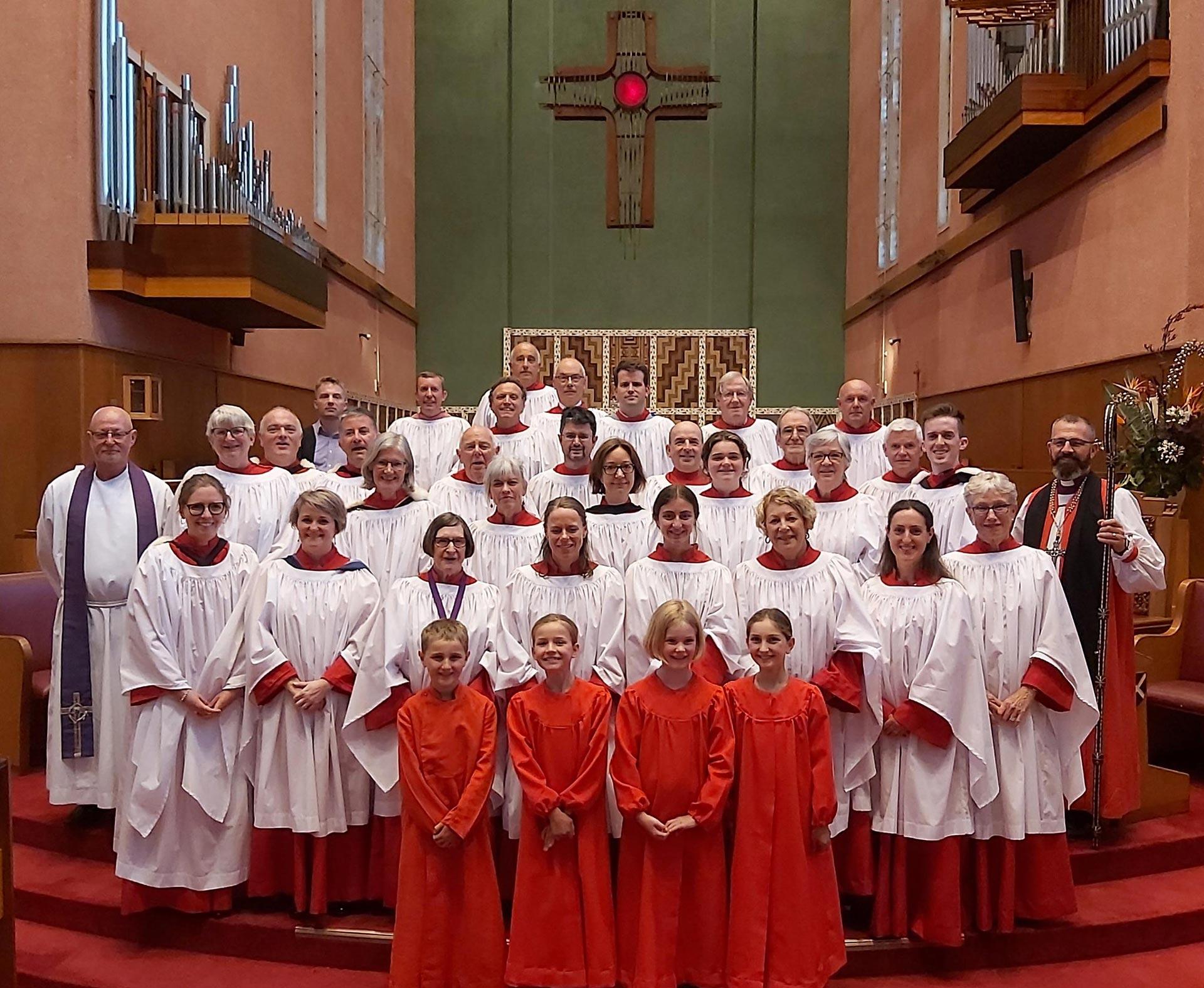 Waiapu Anglican Cathedral Choir