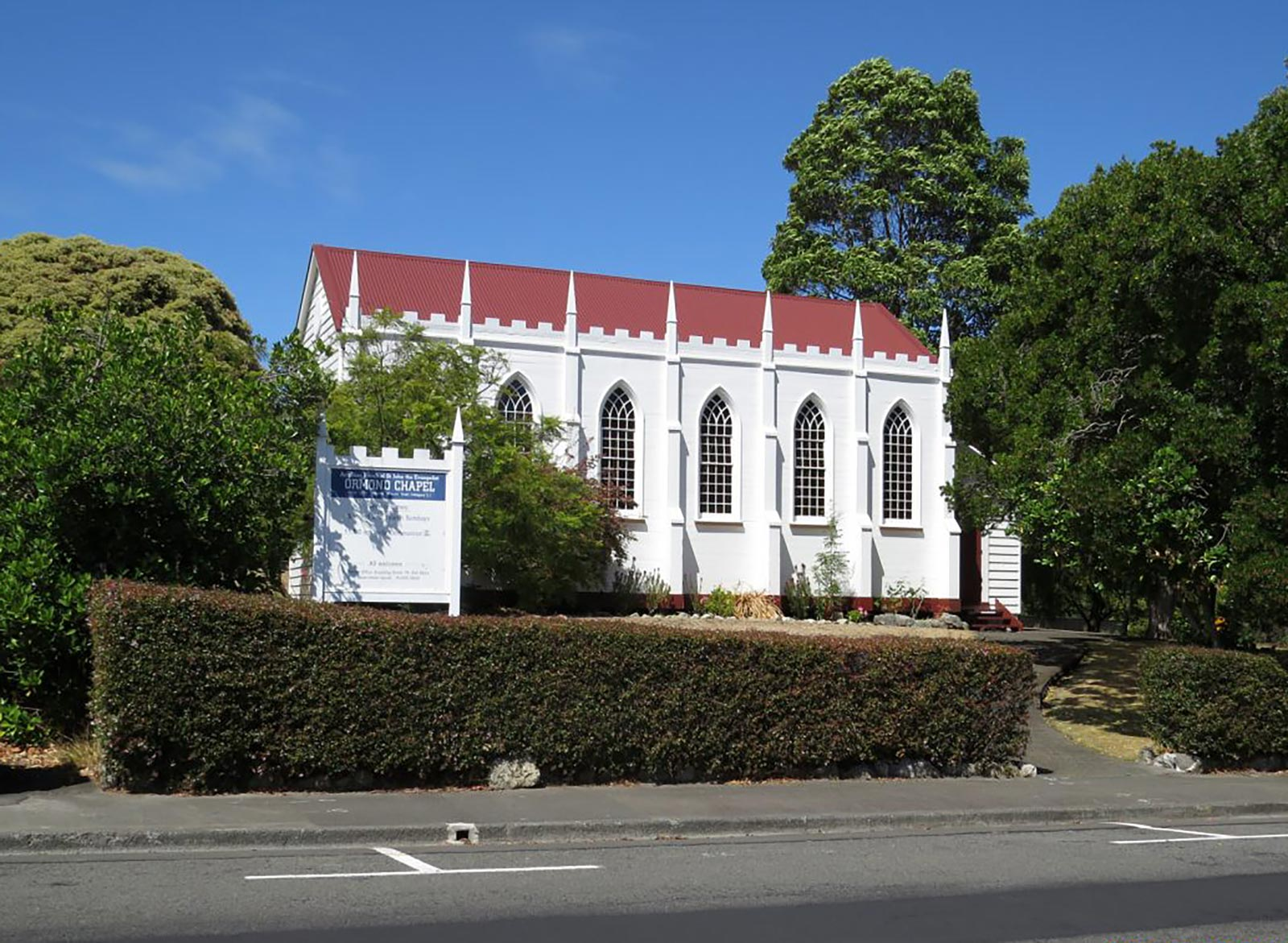 Waiapu Cathedral Anglican Ormond Chapel